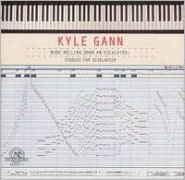 Nude Rolling Down an Escalator: Studies for Disklavier by Kyle Gann