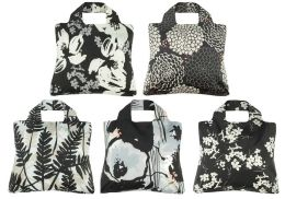 After Dark Reusable Tote Bags, Set of 5