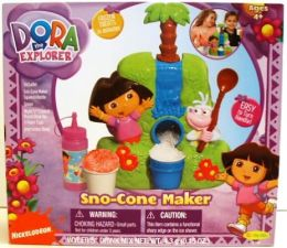Dora The Explorer Sno Cone Maker