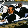CD Cover Image. Title: Riding with the King, Artist: Eric Clapton