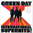 CD Cover Image. Title: International Superhits!, Artist: Green Day