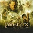 CD Cover Image. Title: The Lord of the Rings - The Return of the King, Artist: Howard Shore