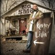CD Cover Image. Title: Kuntry Livin', Artist: Big Smo
