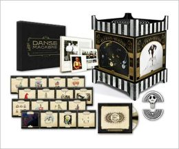 The Danny Elfman & Tim Burton 25th Anniversary Music Box