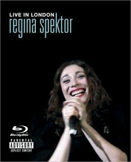 Regina Spektor: Live in London