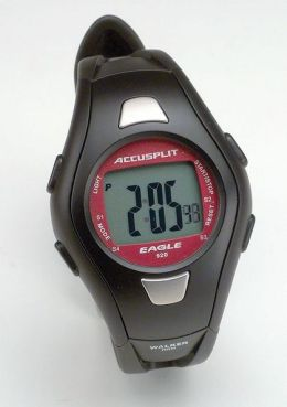 Accusplit 1205701 Accusplit AE920 Strapless HRM Assessment Heart Rate Monitors