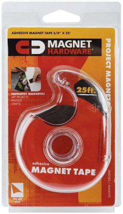 Adhesive Magnet Tape Dispenser-3/4