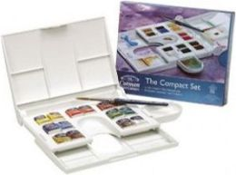 Alvin 0390083 Cotman Watercolor Compact Set