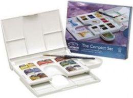Alvin 0390083 Cotman Watercolor Compact Set