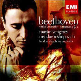 Beethoven: Violin Concerto; Romances 1 & 2