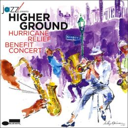 Higher Ground Hurricane Benefit Relief Concert