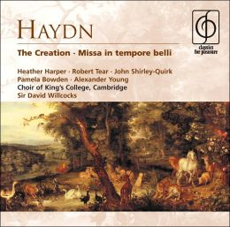 Haydn: The Creation; Missa in tempore belli