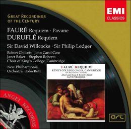 Fauré: Requiem, Pavane / Duruflé: Requiem