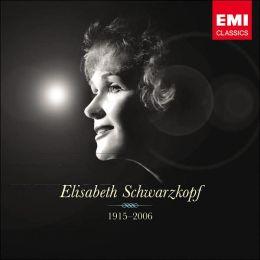 Elisabeth Schwarzkopf 1915-2006