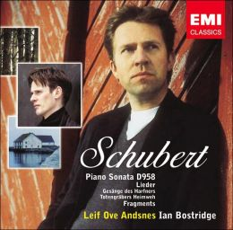 Schubert: Piano Sonata D. 958; Lieder; Fragments