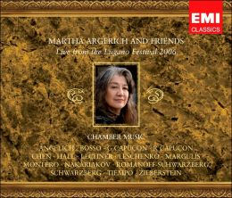 Martha Argerich and Friends Live from the Lugano Festival, 2006