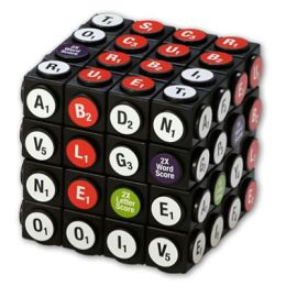 Scruble Cube Word Game