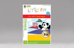 Little Pim: Chinese, Vol. 6 - I Can Count