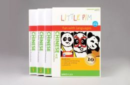Little Pim Chinese Box Set (Vol. I)