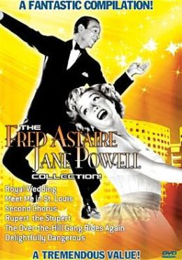 Fred Astaire & Jane Powell Collection
