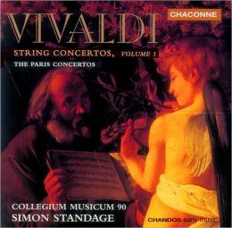 Vivaldi: String Concertos, Vol. 1 - The Paris Concertos