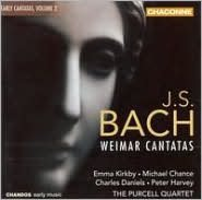 J.S. Bach: Early Cantatas, Vol. 2 - Weimar Cantatas