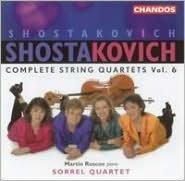 Shostakovich: Complete String Quartets, Vol. 6