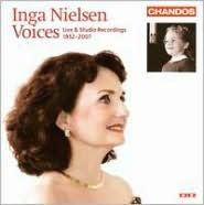 Voices: Inga Nielsen (Live and Studio Recordings, 1952-2007)