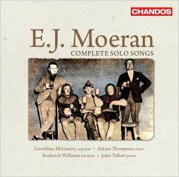 E.J. Moeran: Complete Solo Songs