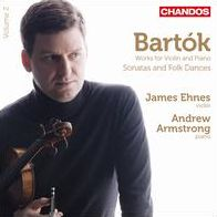 Bartók: Works for Violin and Piano