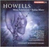 Howells: Missa Sabrinensis; Stabat Mater