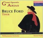 Great Operatic Arias: Bruce Ford [Sung in English]