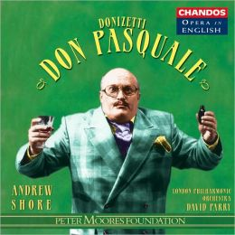 Donzetti: Don Pasquale [Sung in English]