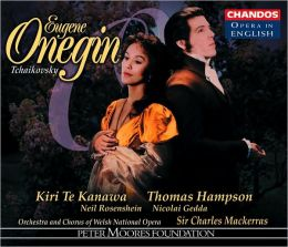 Tchaikovsky: Eugene Onegin [Sung in English]