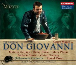 Mozart: Don Giovanni [Sung in English]