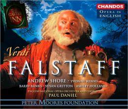 Verdi: Falstaff [Sung in English]