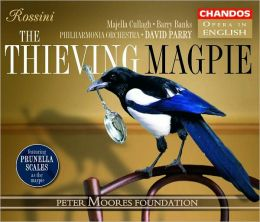 Rossini: The Thieving Magpie [Sung in English]