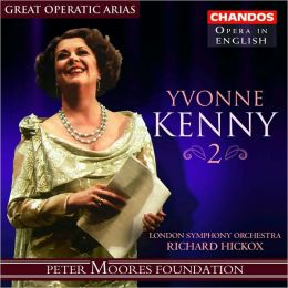 Great Operatic Arias: Yvonne Kenny, Vol. 2 [Sung in English]