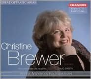 Christine Brewer: Great Operatic Arias