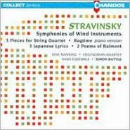 Stravinsky: Symphonies of Wind Instruments, etc.