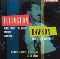 Dawson/Ellington: Orchestral Works