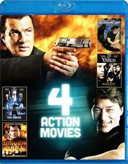 4-Film Action Pack 4
