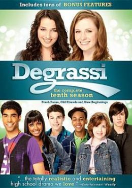 Degrassi: the Next Generation - the Complete Season 10