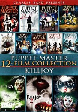 Puppet Master/Killjoy: 12-Film Collection