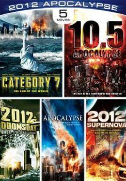2012 Apocalypse: 5 Movies