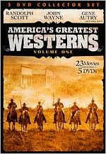 America's Greatest Westerns, Vol. 1