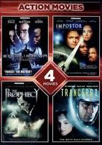 4-Movie Action Pack 2