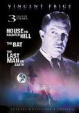 Video/DVD. Title: House on Haunted Hill/the Bat/the Last Man on Earth