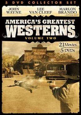 America's Greatest Westerns, Vol. 2