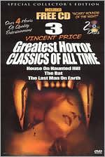 3 Vincent Price Greatest Horror Classics of All Time
